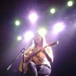 Iluminación concierto Anni B Sweet Music Hall Barcelona