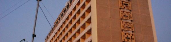Tadjikistan hotel leninabad