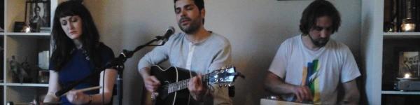 barzin living room concerts BCN
