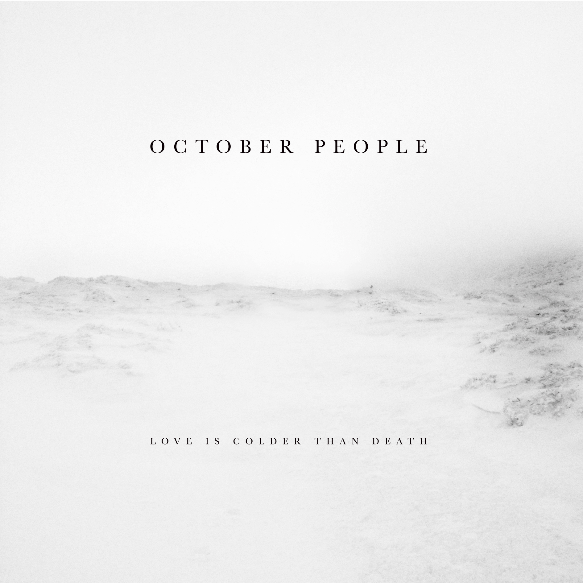 Portada October People