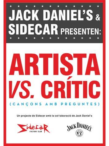 Artista vs critic