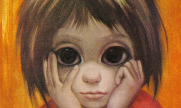 «Фильм Про Детей С Голубыми Глазами И Белыми Волосами» / 2008