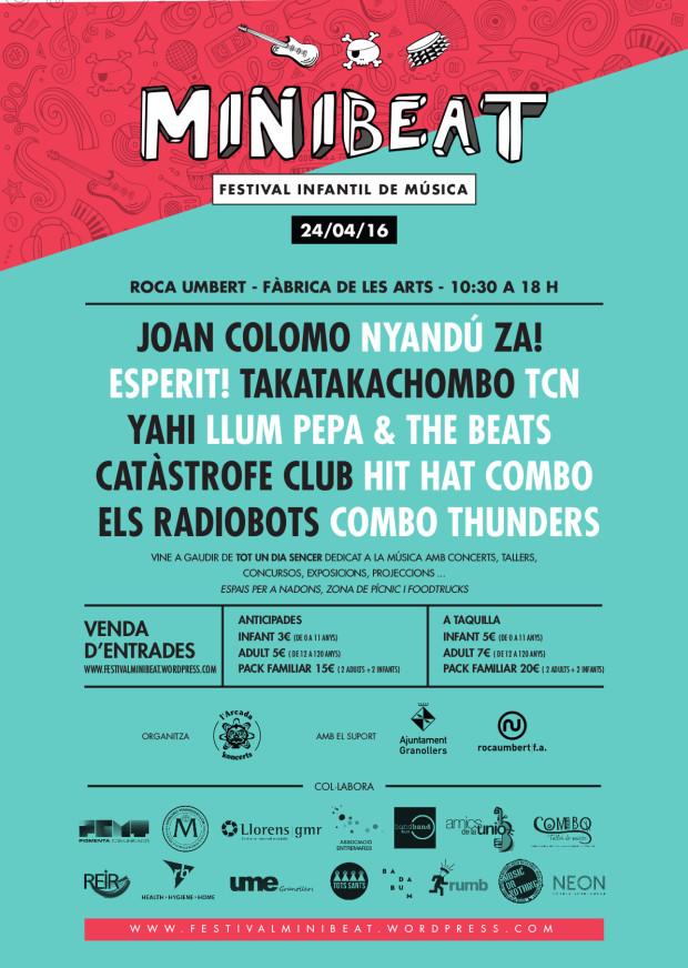 Festival Minibeat Culturaca