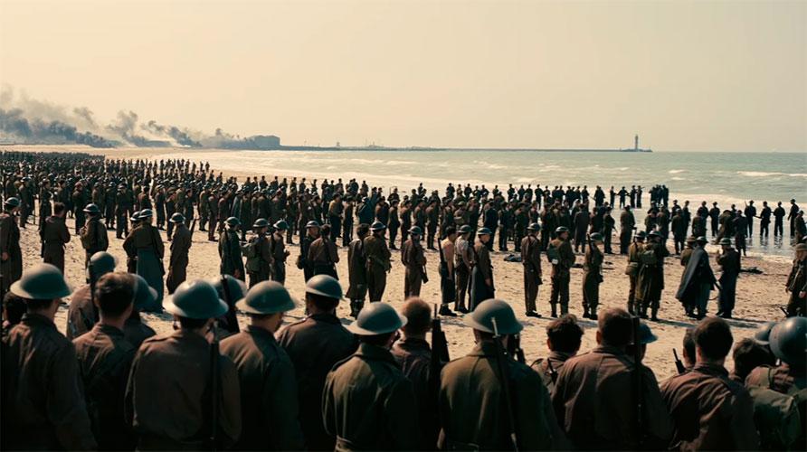 Dunkerque película
