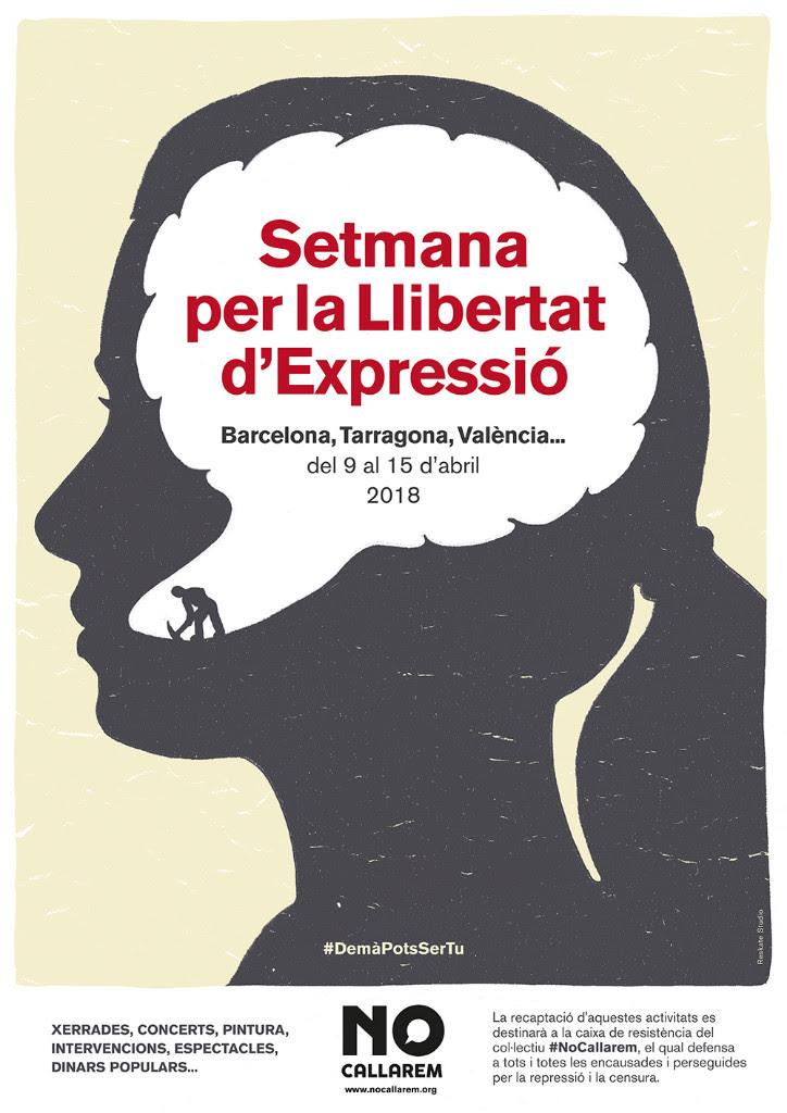 setmana per la llibertat d'expressió