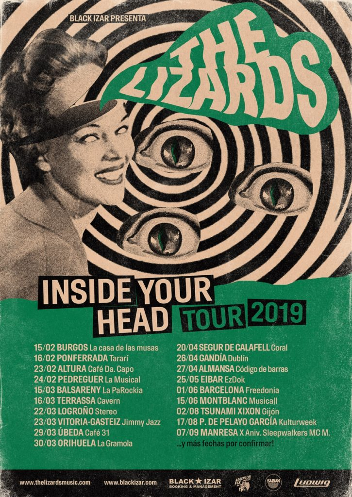 The lizards tour