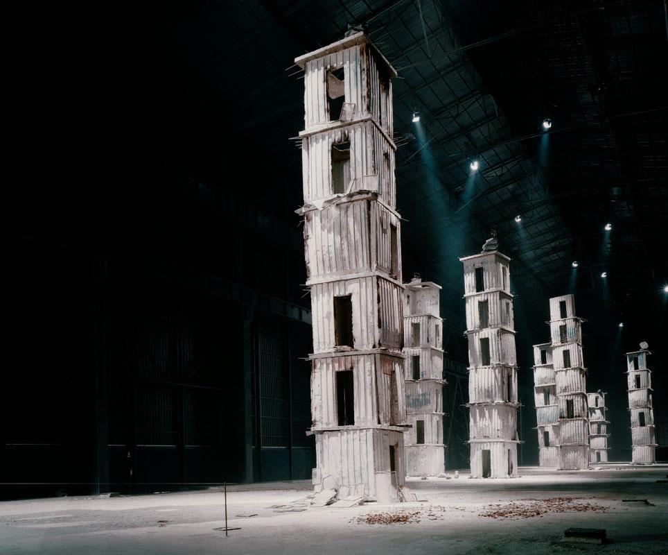 Imagen de la obra Los siete palacios celestiales de Anselm Kiefer