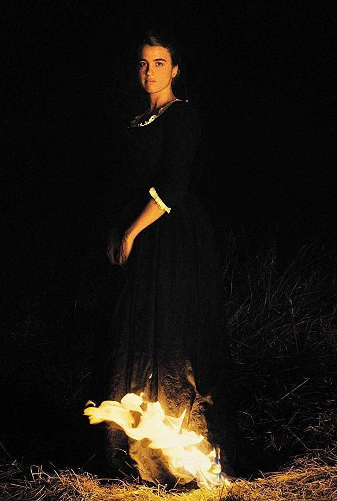 Imagen del film Retrato de una mujer en llamas