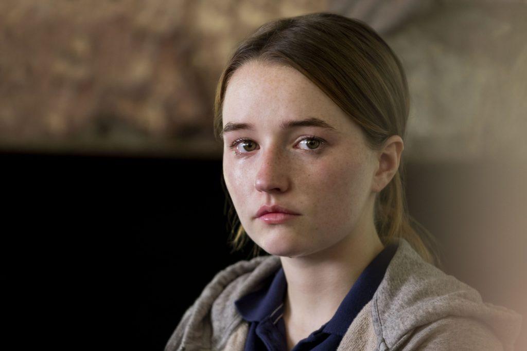 Imagen de la protagonista de la serie Creedme