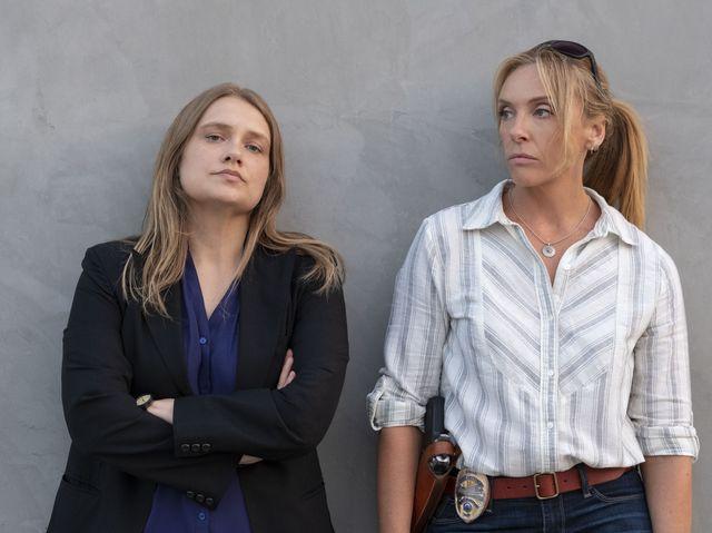 Imagen de las protagonistas de la serie Creedme