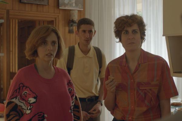 Protagonistas de la serie Vida perfecta de Leticia Dolera