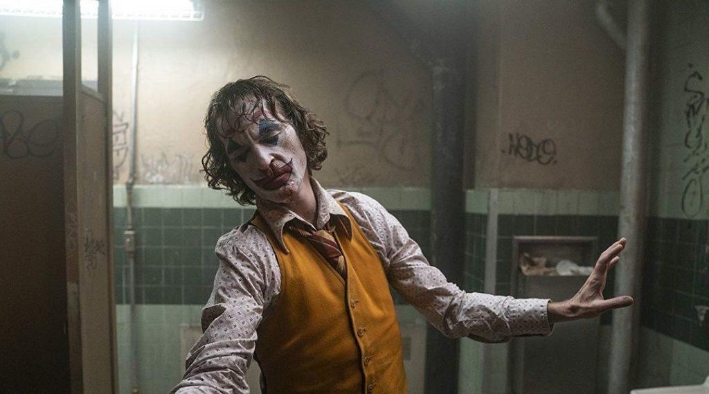 Imagen del protagonista del film Joker