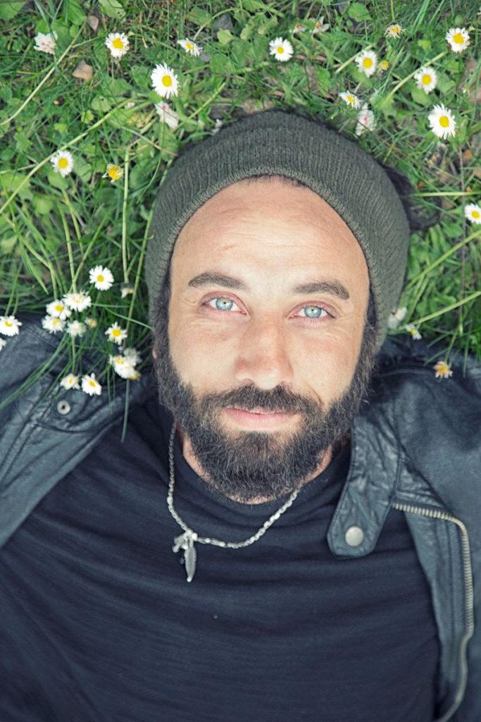 Imagen del músico argentino Lucas Masciano