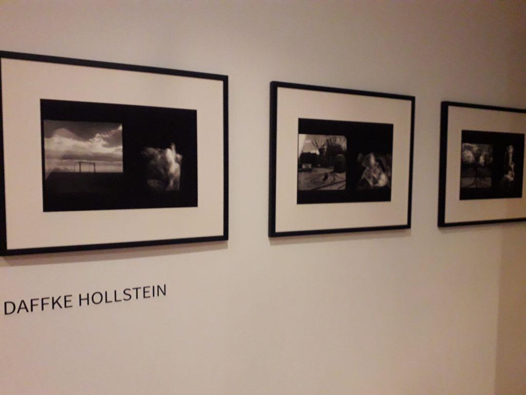 Imagen de la exposición Expressió corporal en el Studio 52 Daffke Hollstein