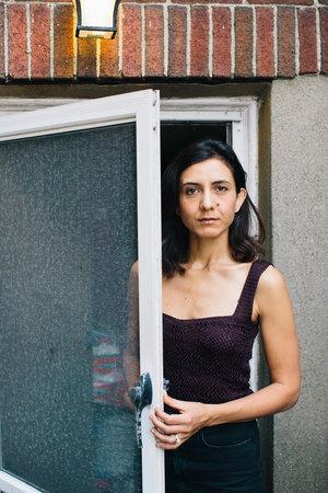 La escritora Ottessa Moshfegh