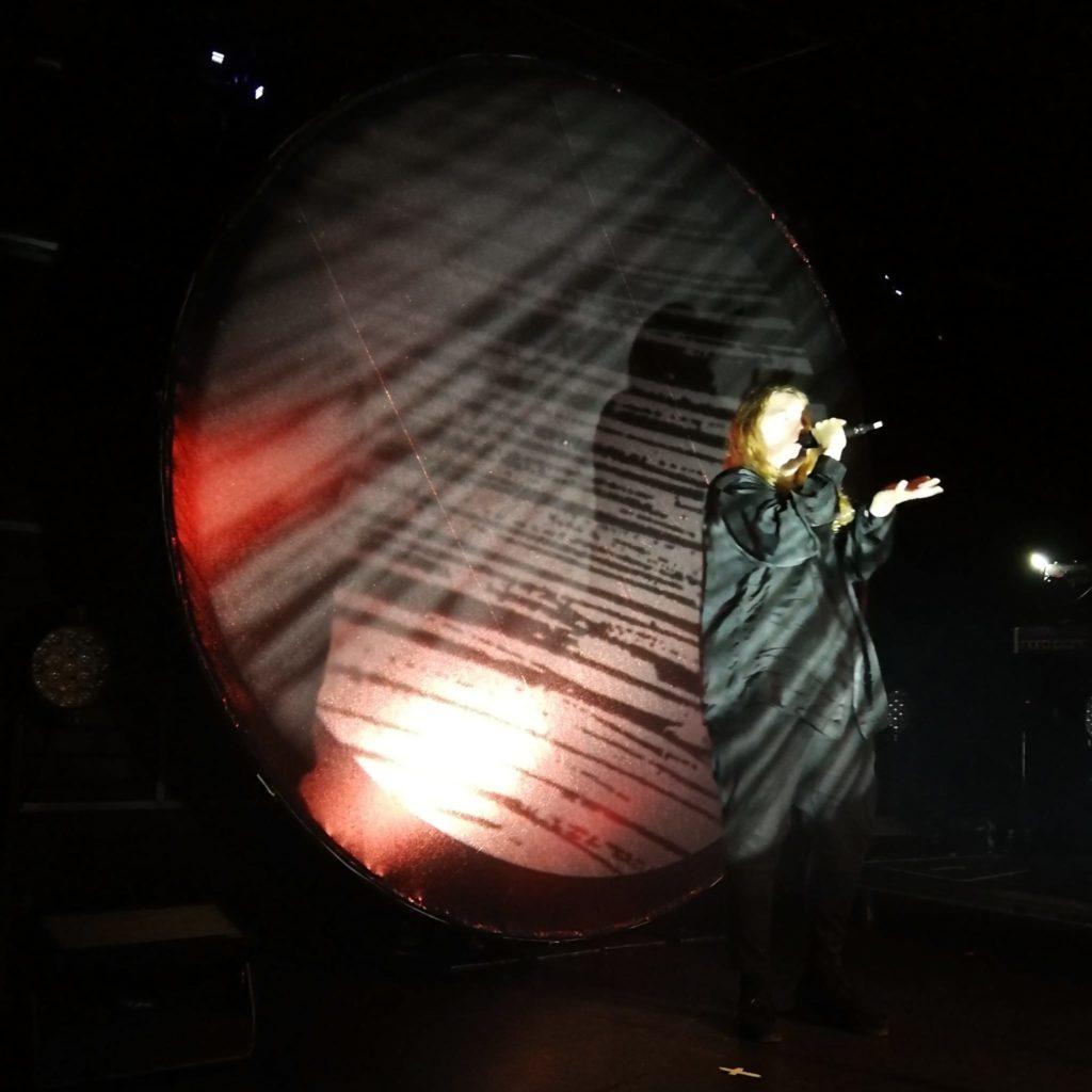 Imagen del concierto de Kate Tempest en Apolo 2