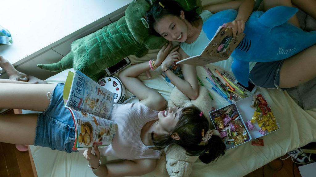 Fotograma del film The Crossing de Bai Xue vista en el Asian Film Festival