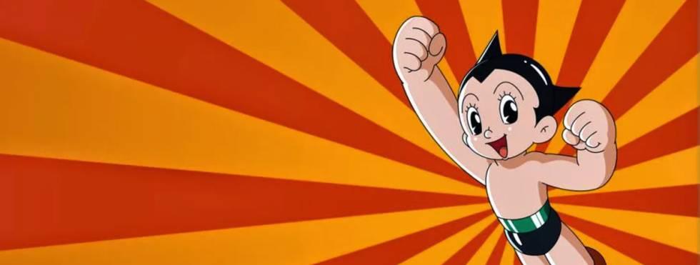 Astroboy, personaje de Osamu Tezuka