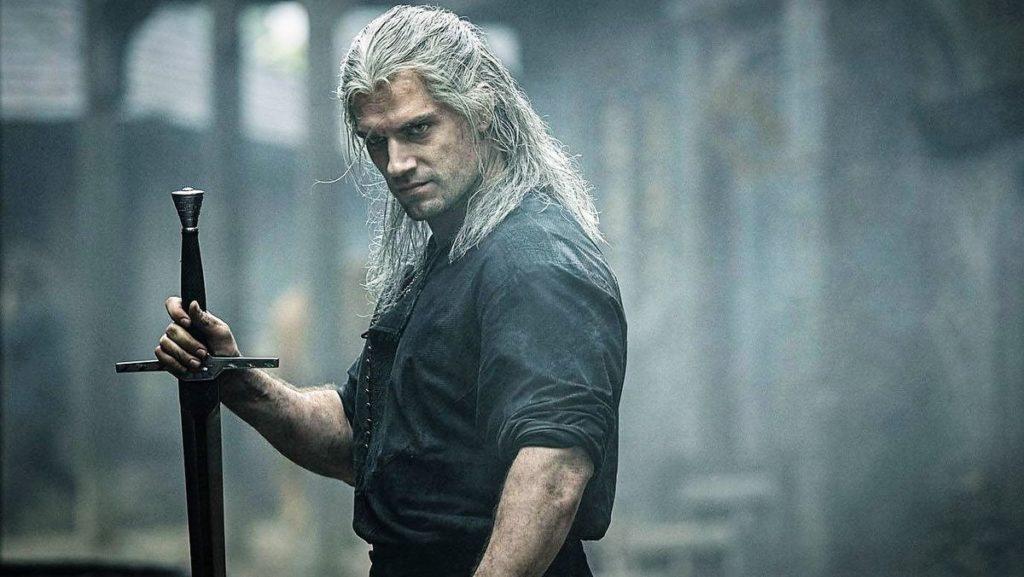 Henry Cavill como Geralt de Rivia en The Witcher de Netflix