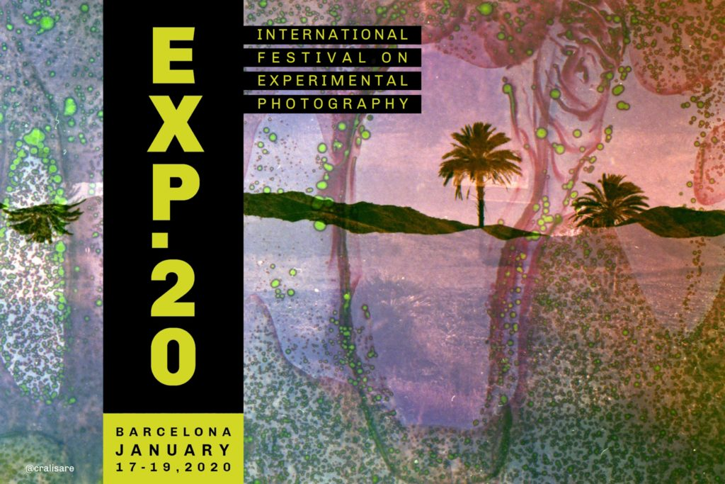 Cartel del Experimental Photo Festival