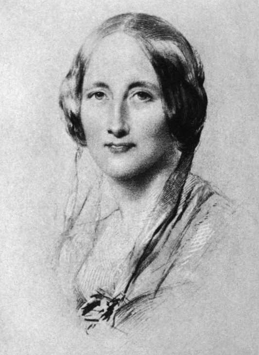 Retrato de la escritora Elizabeth Gaskell