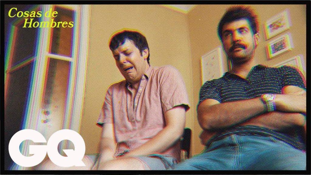 Imagen de Cosas de Hombres, la delirante serie web de Venga Monjas