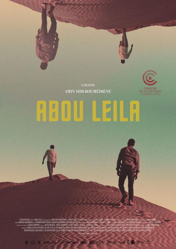 Cartel de la película Abou Leila