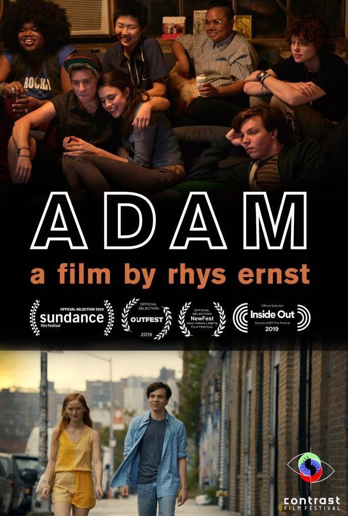 Póster del film Adam vista en el D'A