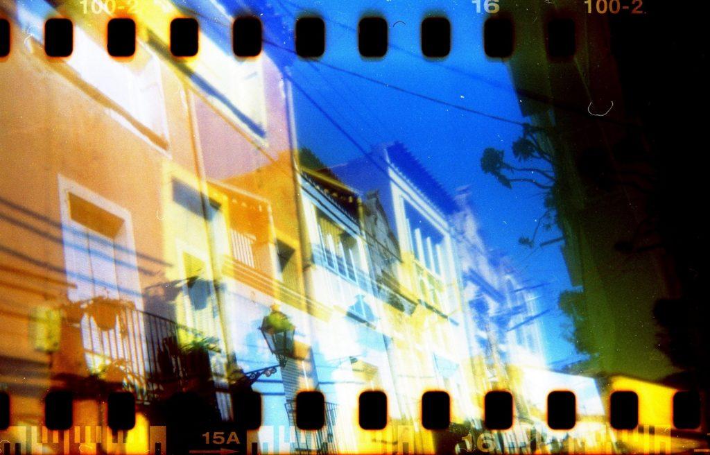 Imagen que se puede ver en el EXP.21 Festival Internacional de Fotografía Experimental