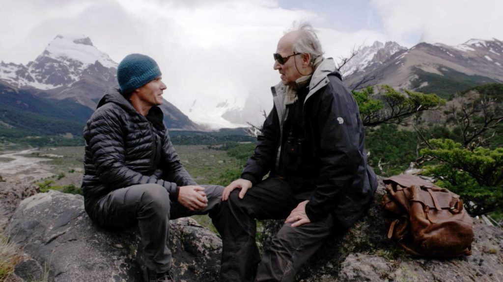 Imagen del documental Nomad dirigido por Werner Herzog