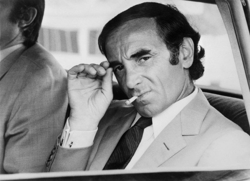 Imagen del film sobre Charles Aznavour en el D'A Film Festival Barcelona