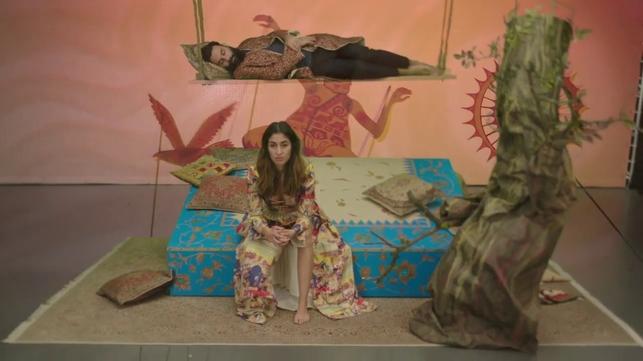 Imagen de In the Name of Scheherazade or the First Beergarden in Teheran que se puede ver en la Mostra de Films de Dones