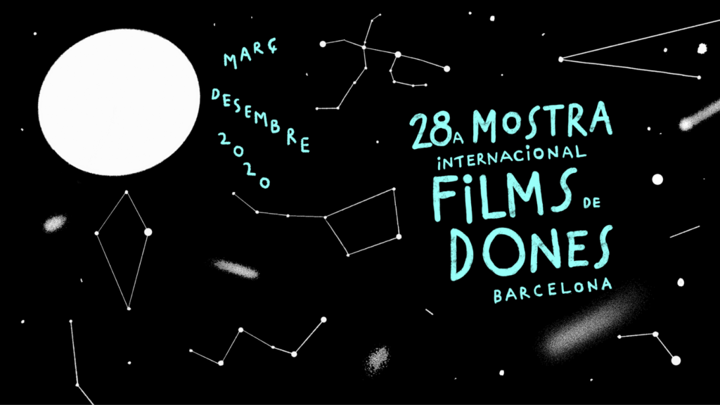 Cartel de la Mostra de Films de Dones