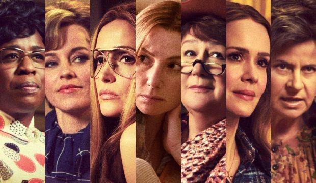 Imagen de las protagonistas de la serie Mrs. America