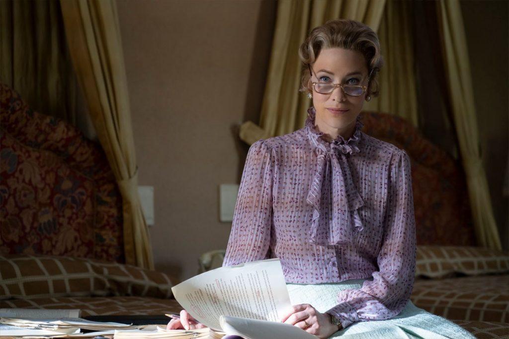 Imagen de Cate Blanchett en la serie de HBO Mrs. America