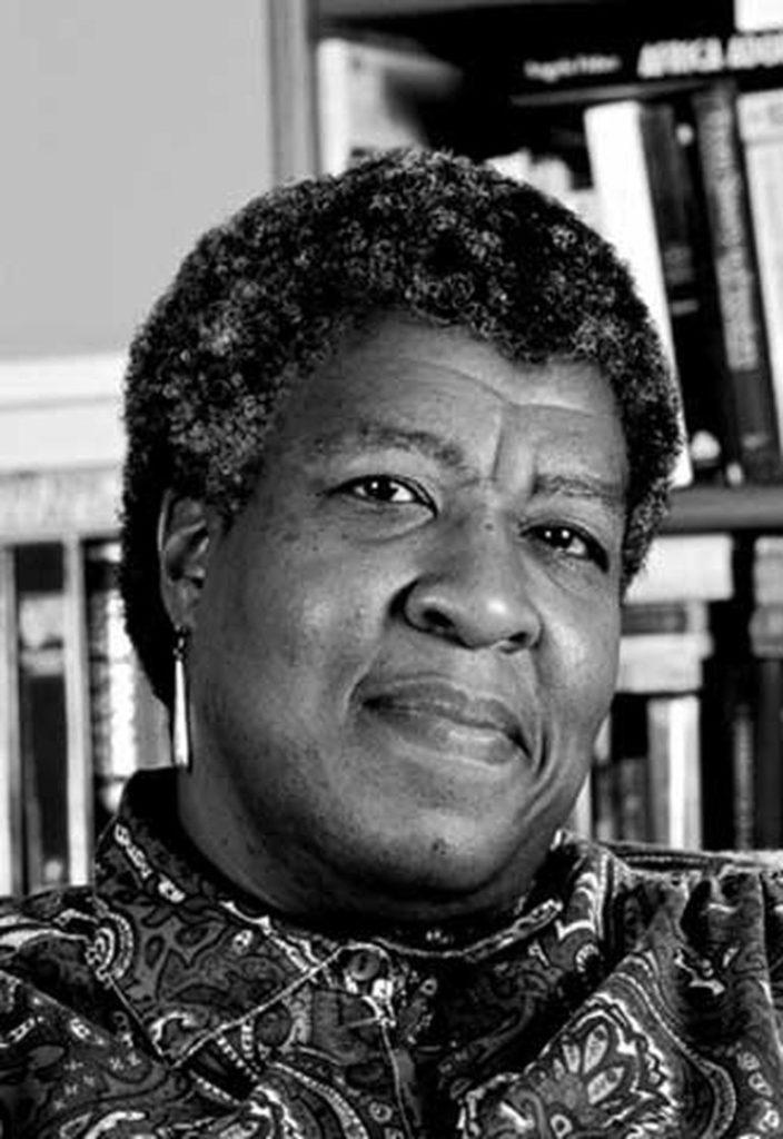 La autora Octavia E. Butler