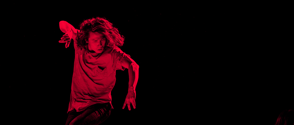 Imagen del espectáculo Am I Bruce Lee de Junyi Sun