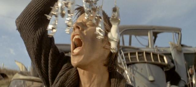 Escena de un film de Peter Weir