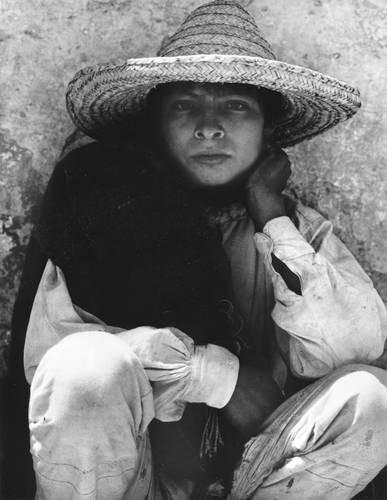 Imagen de una de las fotografías de Paul Strand