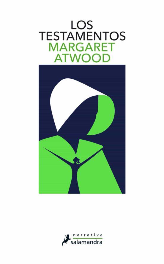 Portada del libro Los testamentos de Margaret Atwood