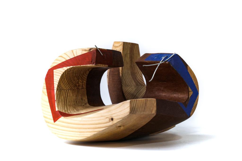 Imagen de la obra Allegro III de Vanesa Muñoz