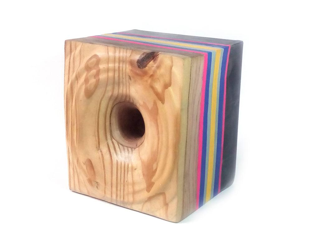 Imagen de la obra Dualidad onda partícula de Vanesa Muñoz
