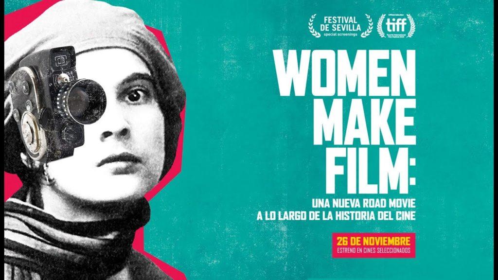 cartel de la serie Women Make Film