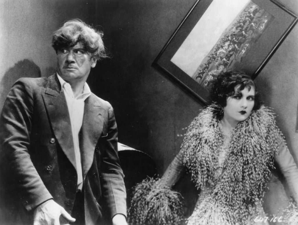 Imagen de la película La ley del hampa de Josef von Sternberg