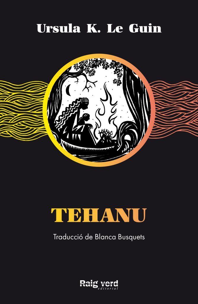 Portada del libro Tehanu de Ursula K. Le Guin