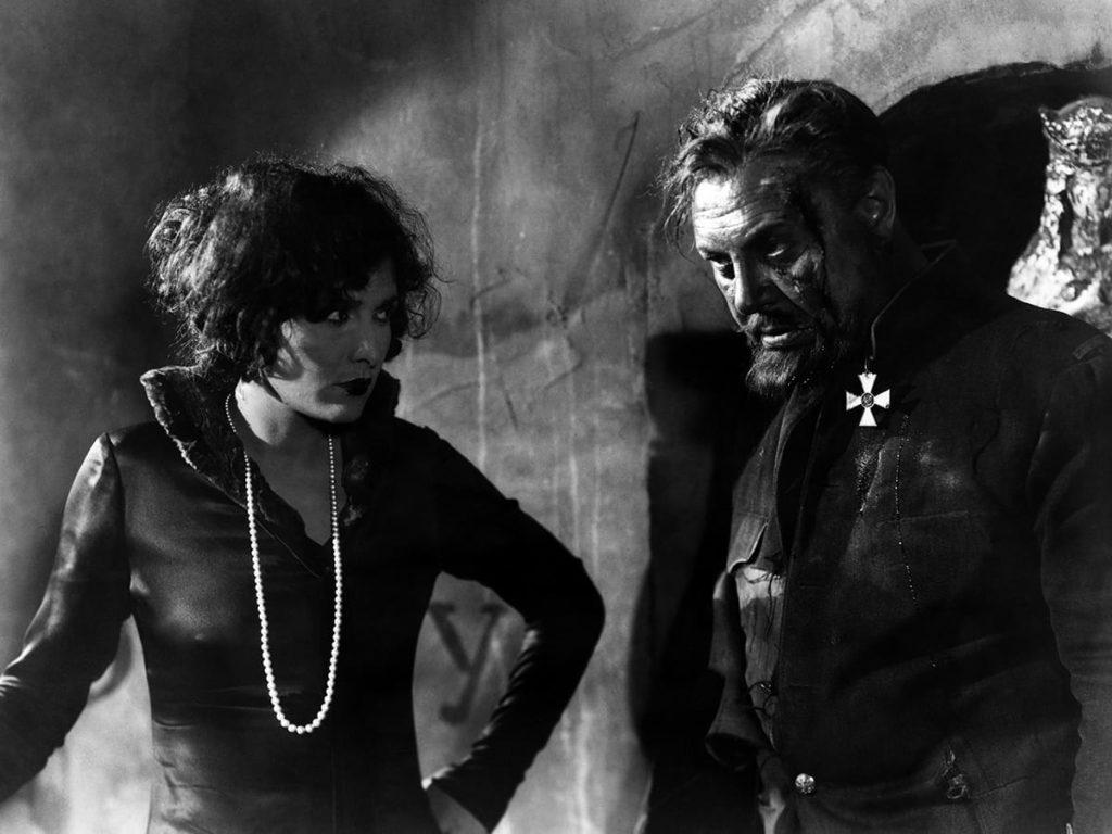 Imagen de la película La última orden de Josef von Sternberg