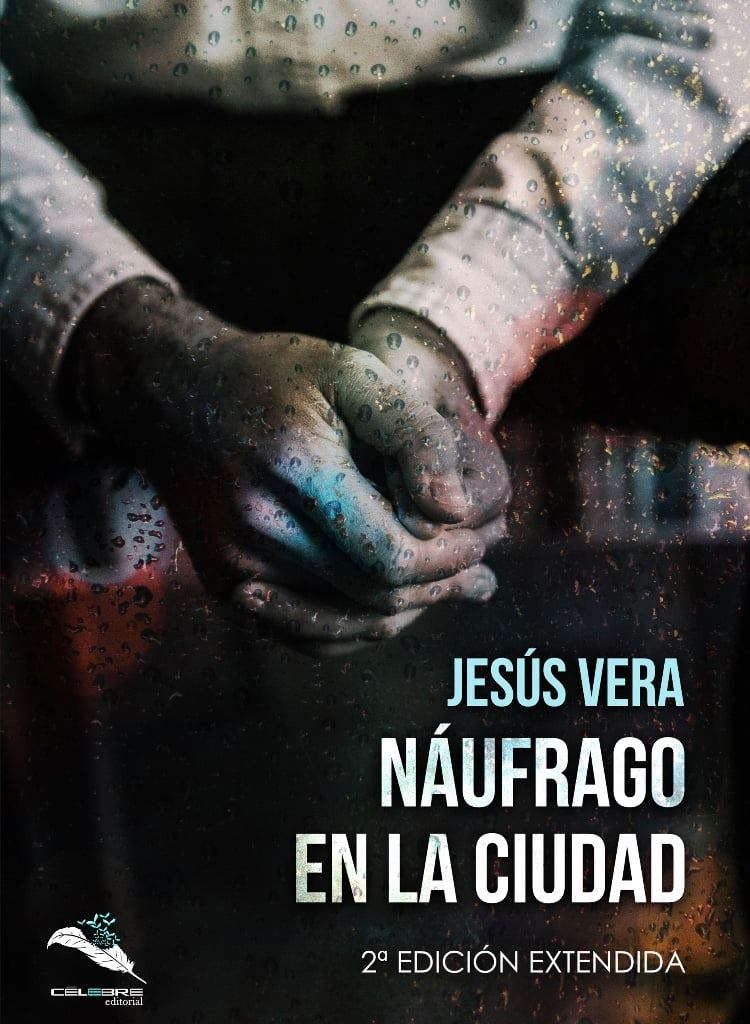 Portada del libro Naúfrafo en la ciudad de Jesús Vera