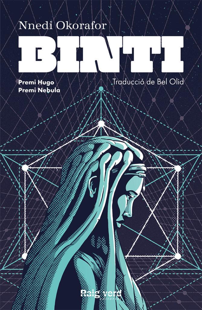 Portada de la novela Binti escrita por Nnedi Okorafor
