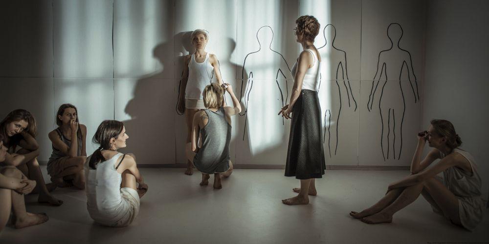 Imagen d euno de los films de Malgorzata Szumowska