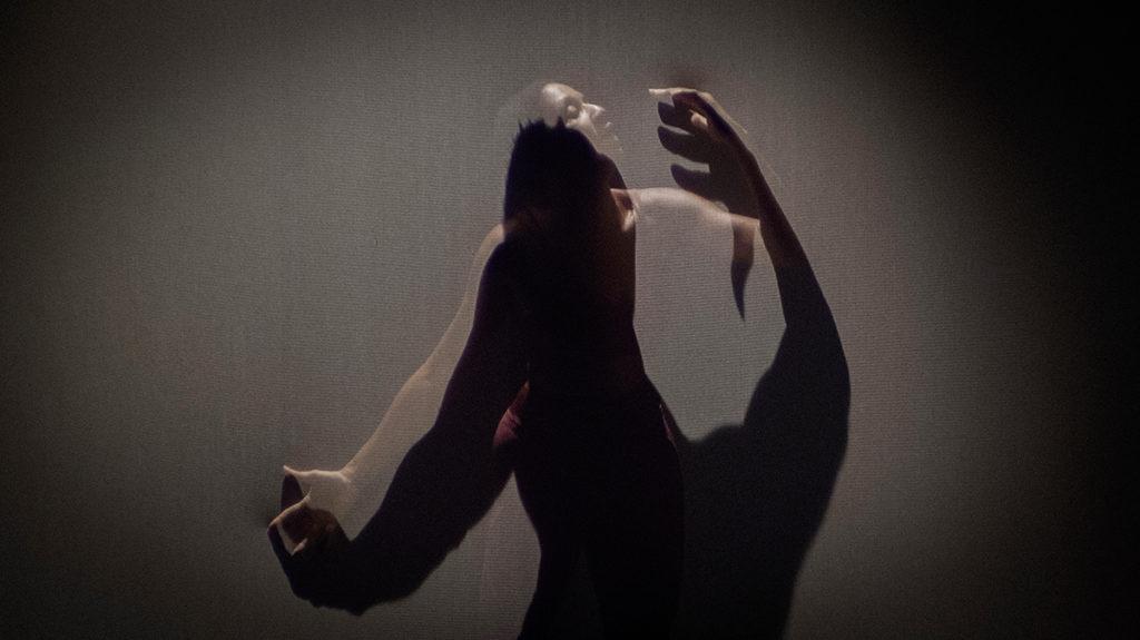Imagen de la obra de teatro de Adeline Flaun